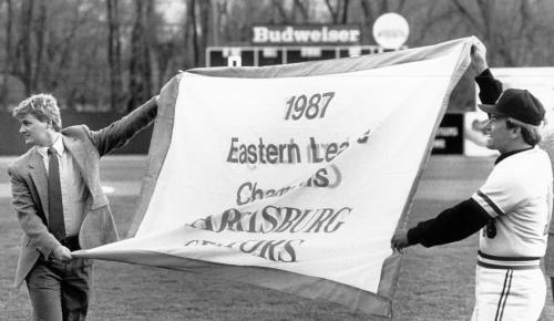 1987 banner