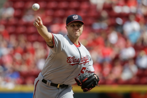For the second straight night Jonathan Papelbon worked a scoreless inning of relief during his rehab appearance with the Senators (AP Photo/John Minchillo)